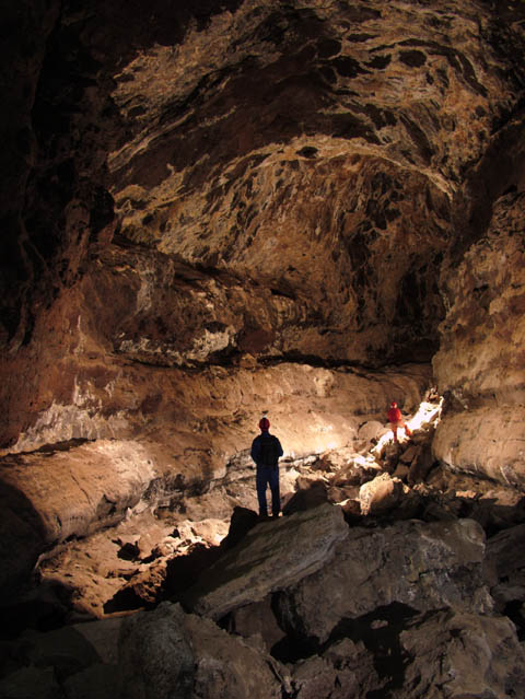 Lava Caves Of Lanzarote Canary Islands